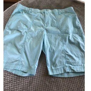 Gloria Vanderbilt Bermuda Shorts Size 20W